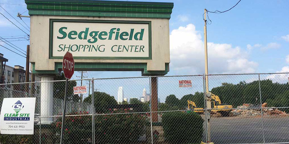 Sedgefield Shopping Center