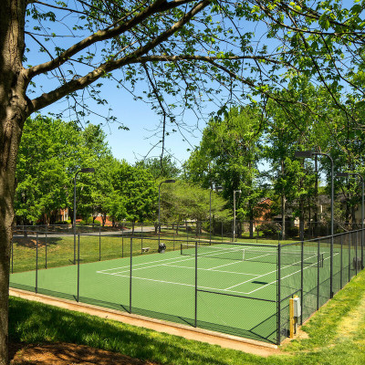 Strawberry Hill tennis courts