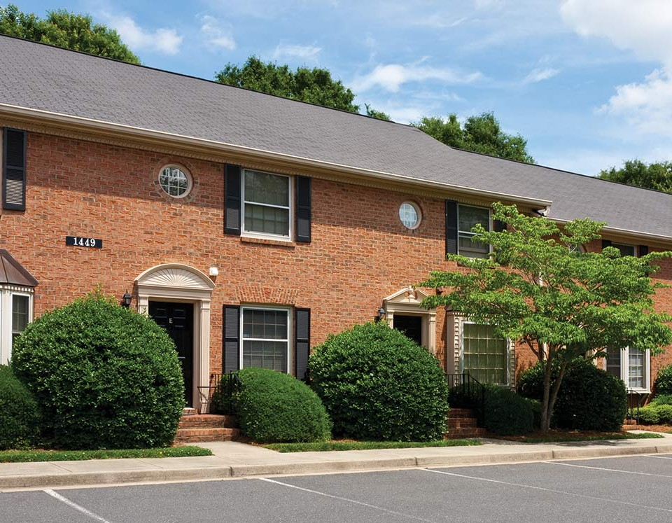 Park Place Townhomes in Charlotte, NC