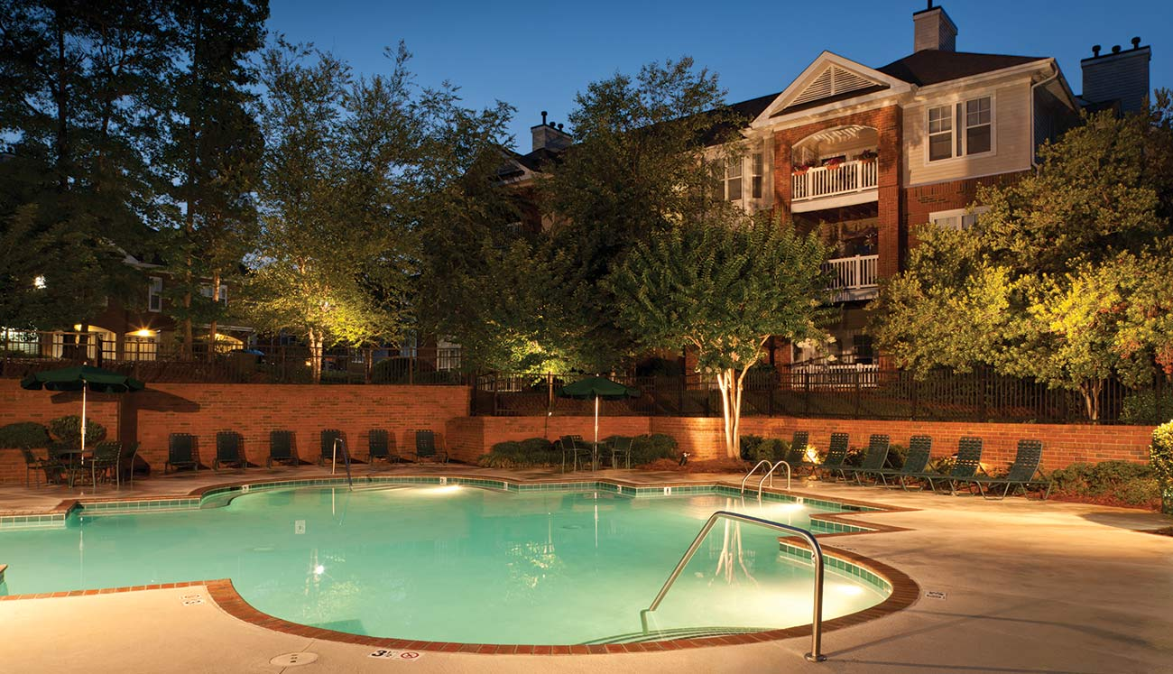 Providence Park Apartments in Charlotte, NC