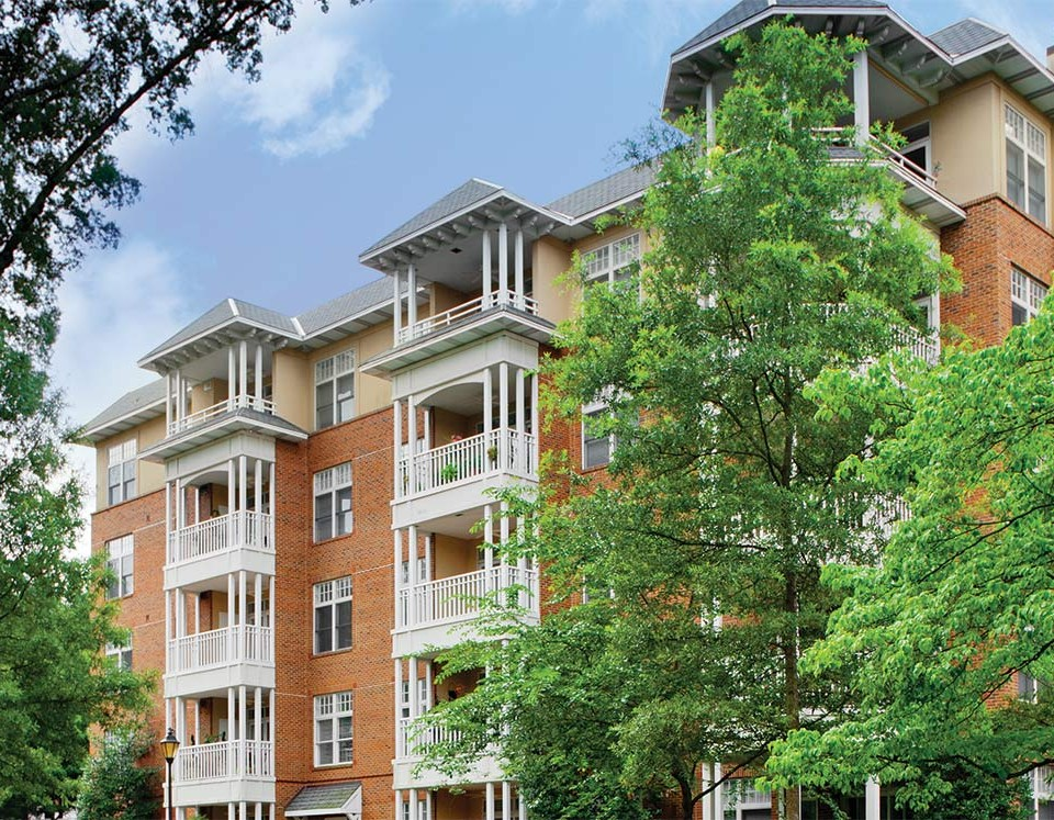 Queens Luxury Apartment Homes Charlotte Nc