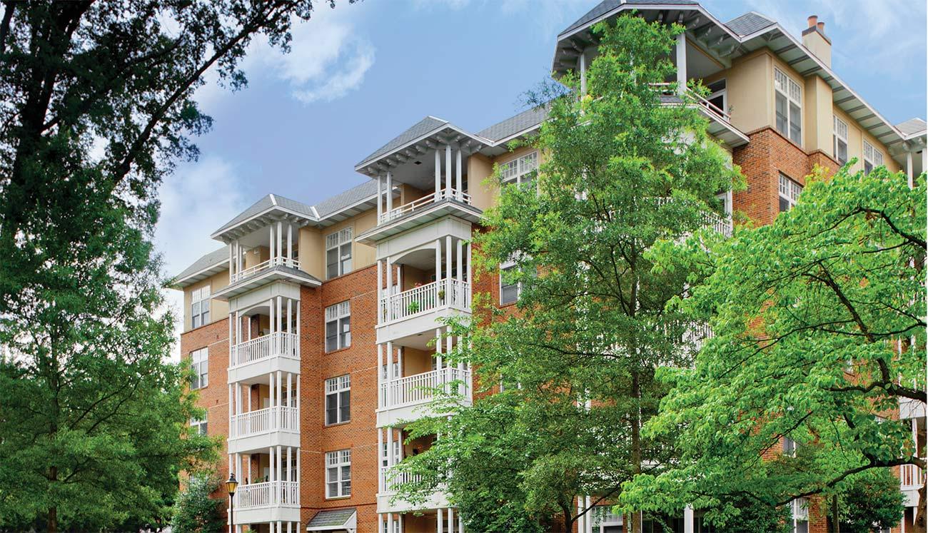 Myers Park Charlotte Apartments