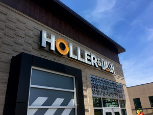Holler & Dash, a new restaurant at Sedgefield Shopping Center