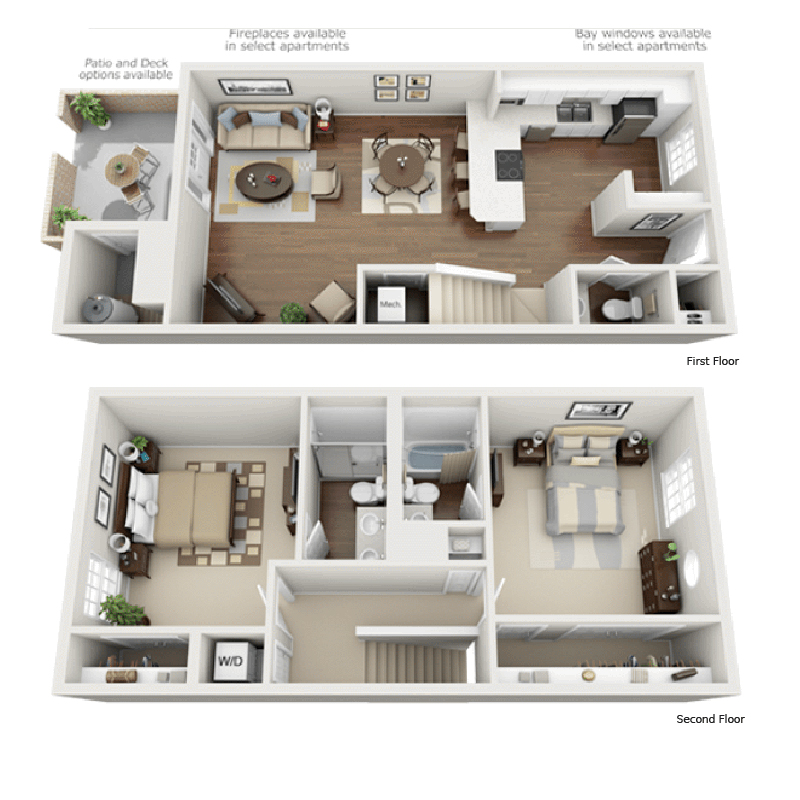 Belmont Strawberry Hill Floorplan
