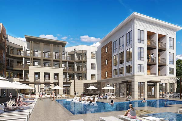 The Edge Sedgefield Sedgefield Apartments Charlotte Nc