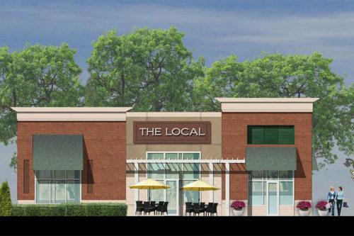 Strawberry Hill Shopping Center